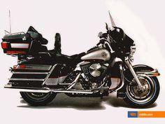 moto istruzione per l'uso : Harley Davidson FLHTC Electra GLide del 1998