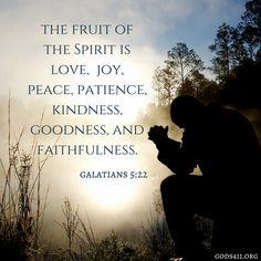 Galatians 5:22 | Bible Verses