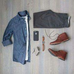Nice casual look
