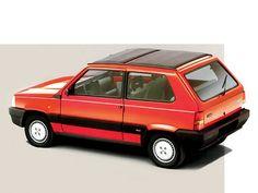 Fiat Panda Super i.e. Soft Top (1987 – 1991).