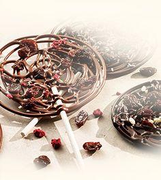 Callebaut - Chocolate Lollipops