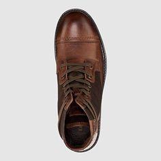Boots cuir KAPORAL ZARVEY KAPORAL