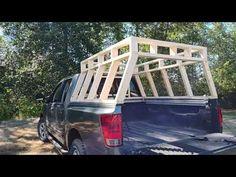 Pickup Bed Camper, Truck Cap Camper, Truck Bed Trailer, Pickup Camping, Camping Trailer Diy, Truck Camper Shells, Diy Camper Trailer, Truck Flatbeds, Build A Camper