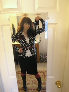 It's A Wannabe Decorator's Life: What I Wore Wednesday