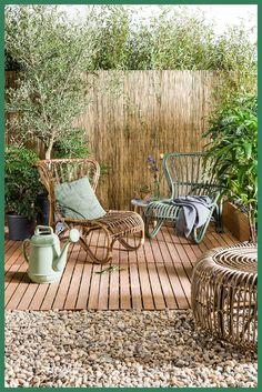 Small garden ideas for your ourdoor living  #smallspaces #garden #gardenideas