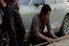 3 Clues about Glenn's fate Tonight on AMC'S The Walking Dead