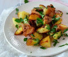 Izu, Kung Pao Chicken, Potato Salad, Pork, Cooking Recipes, Potatoes, Ethnic Recipes, Kale Stir Fry, Chef Recipes