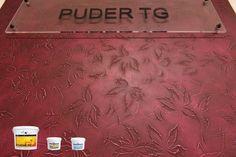 PUDER Tynk dekoracyjny zestaw do 10m2