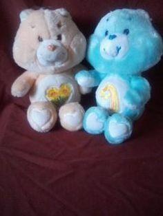 Vintage Care Bears ( 2 bears)