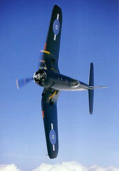 VOUGHT F-4 U CORSAIR