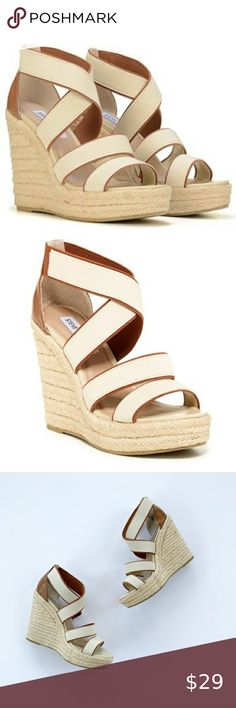 27 Best Steve madden wedges images | Steve madden wedges, Me