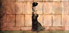 The wall - Jeffrey Jones