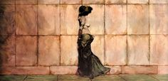 The wall - Jeffrey Jones