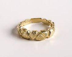 Výsledek obrázku pro unusual wedding rings