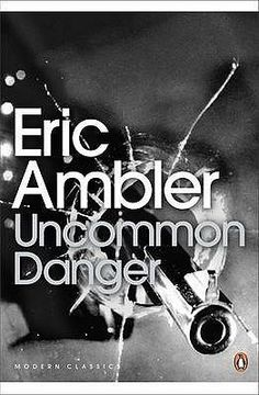 Eric Ambler, another classic author