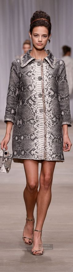 ♥✤CoAT LoVe♥✤ Ermanno Scervino Spring 2015