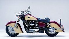 #motorcycles - Kawasaki VN 1500 Drifter 1999   Hammer geil !!