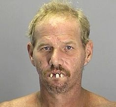 arrested for forgetting to floss