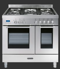 Frev905dss Fratelli Onofri Evolution 36 Dual Fuel Range With Double Oven 5 Sealed Burners Stainless Steel 3125 Fitch Way Pinterest Kitchen