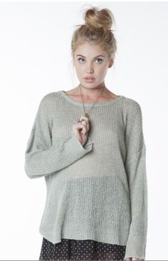 Rare Cassie Sweater in blue // MUST GO MAKE OFFER Cassie sweater in a light blue color, super lightweight and only worn once. Size small but could fit M Brandy Melville Sweaters Crew & Scoop Necks Brandy Love, Crocs Boots, Brandy Melville Sweaters, Light Blue Color, Collar Shirts, Fashion Design, Fashion Tips, Fashion Trends, Cassie