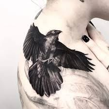 Image result for raven tattoo