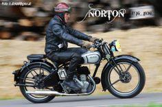 Norton H16  1936