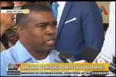 Trasladan De Emergencia Al Teniente Que Colgó Video En Las Redes