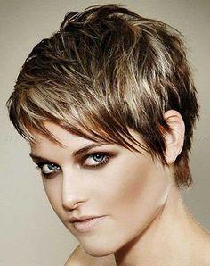 26.Pixie Haircut
