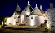Trulli Gardens, Puglia, Italy -one of the most beautiful places, lots of small artisan shops