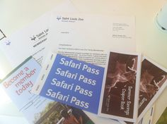 Passes for the St. Louis zoo!