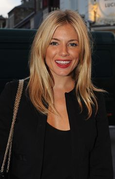 Sienna Miller - Golden Blond