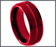 Tremendous Black And Red Mens Wedding Bands More Design  http://articleall.com/black-wedding-band/black-and-red-mens-wedding-bands/