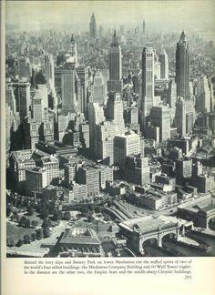 1940s Vintage Photography - New York City - Wonderful 40s Vintage Book Art…
