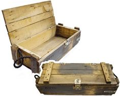 Army Surplus Wooden Ammo Box - Buy Wood Ammunition Boxes Surplus