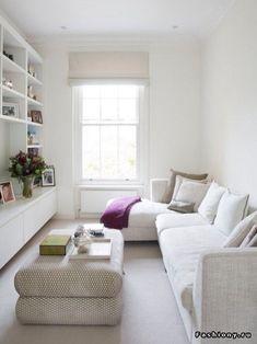 Elegant Es Ist Eine Schöne Herausforderung, Ein Kleines Wohnzimmer  Einzurichten. Hier Haben Wir Schon