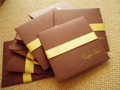 Our invitations made by Me Yellow Wedding, Card Case, Invitations, Wallet, Cards, Save The Date Invitations, Maps, Playing Cards, Purses