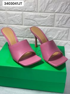 Bottega Veneta bv pink slippers sandals Pink Slippers, Slipper Sandals, Bottega Veneta, Slip On, Shoes, Fashion, Pink Sandals, Moda, Zapatos