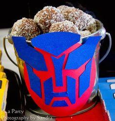 Festa Transformers!!