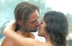 Sawyer & Kate, Lost