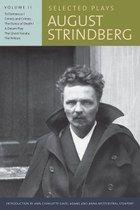 Strindberg, Selected Plays, Volume II. Post-Inferno plays!