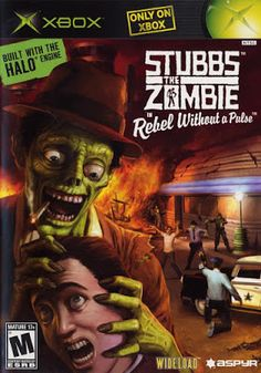 Deadpan Flook's Gruesome Games!: Stubbs The Zombie in Rebel Without A Pulse (Xbox /...