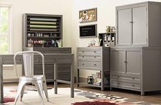 1000 images about craft room office on pinterest craft for Martha stewart living craft furniture