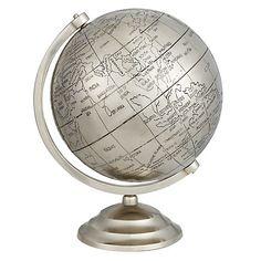 Buy John Lewis Antique Style Spinning Globe Online at johnlewis.com