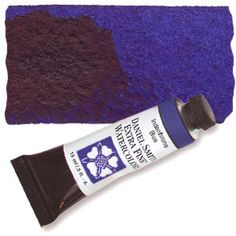 Warm violet-red, this slightly granular, super-staining vat pigment is one of Daniel Smith's greatest creations. Anthraquinoid Red offers artists a vibrant, luminous pigment that retains its excellent