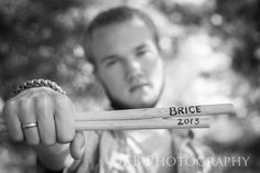 (c) Kristine Blum drumsticks music photography Band Senior Pictures, Graduation Picture Poses, Grad Pics, Graduation Pictures, Senior Photos, Senior Photography, Musician Photography, Photography Music, Image Photography