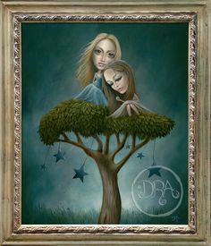 """""""Tree of Enlightenment"""" new to my etsy store.  www.deannareneadona.com"""
