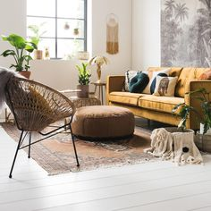 Bohemian Interior, Interior Styling, Interior Design, Boho Living Room, Love Home, Next At Home, Eclectic Decor, Scandinavian Design, Interior Inspiration