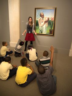 Slow Looking and 5 Other Simple Activities to Enhance Your Students' Ability to Analyze Art