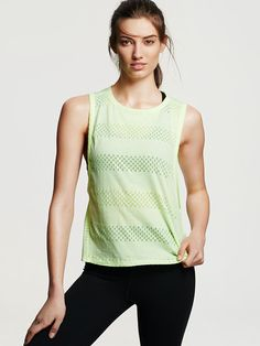 Crop Muscle Tank - Victoria's Secret Sport - Victoria's Secret