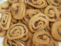 Date pinwheel cookies like Grammy's